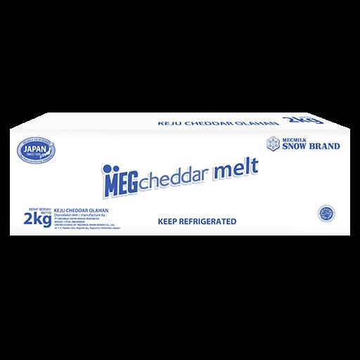 Meg Cheddar Melt 2kg