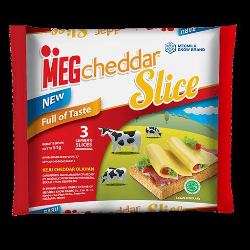 Meg Cheddar Slice 3