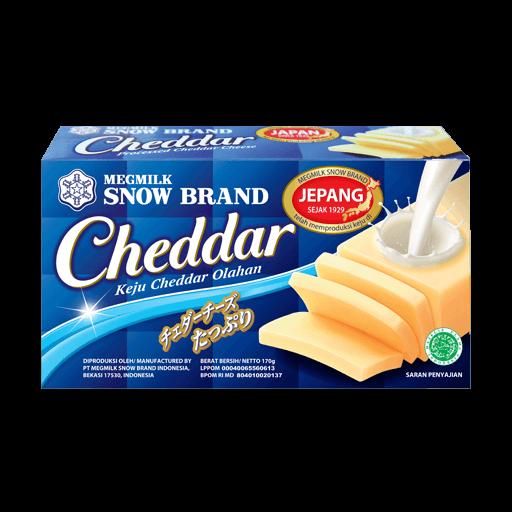 Snow Brand Cheddar 170gr